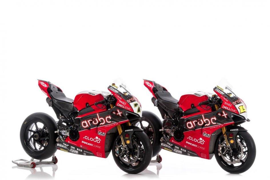 SBK: La Panigale V4 avrà quasi 2000 giri in più rispetto alla Kawasaki