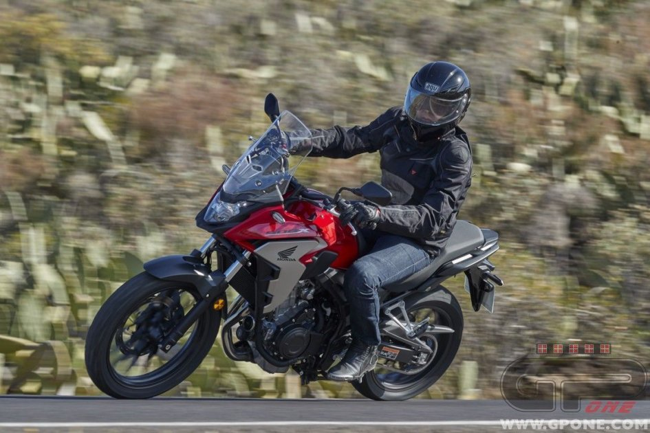 Test, Honda CB 500 X: libertà alla portata di tutti   GPone com