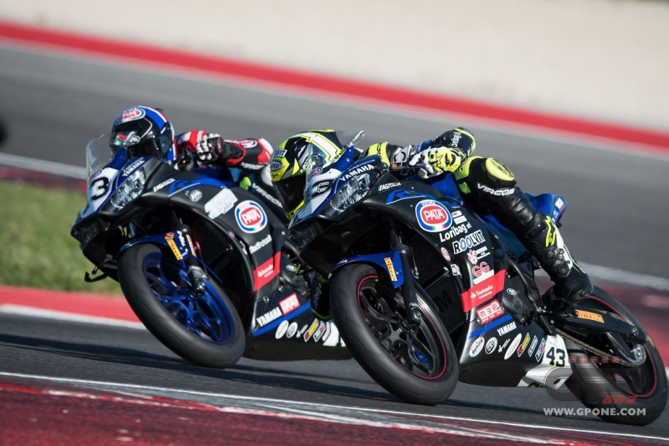 News: Pirelli slick Diablo per la Yamaha R3 Cup