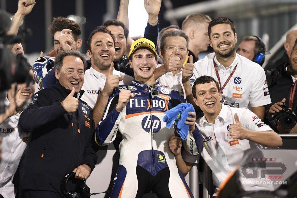 Moto2: GP of Qatar Moto2