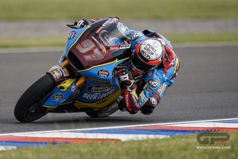 Moto2: Argentina, cronaca LIVE delle qualifiche: pole record per Vierge