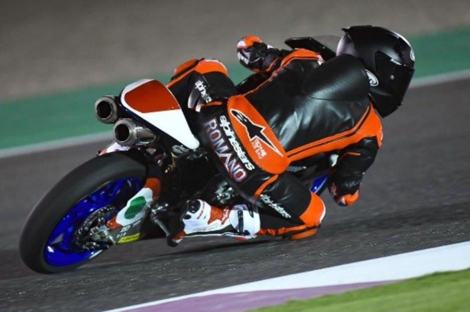 Moto3: Italiani all'assalto a Losail: 1° Fenati, 2° Arbolino