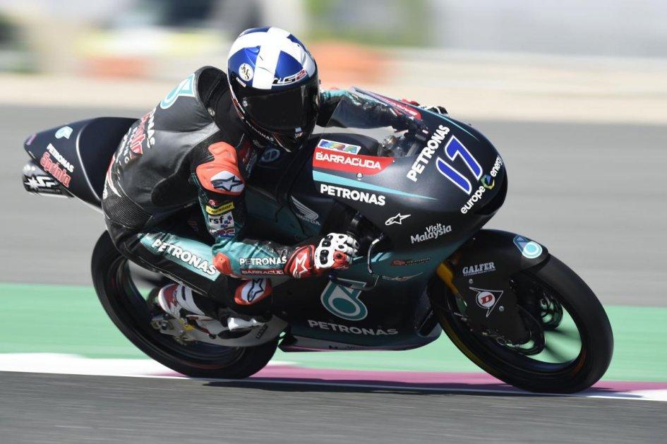 Moto3: FP2: Mcphee il migliore, ma gli azzurri inseguono