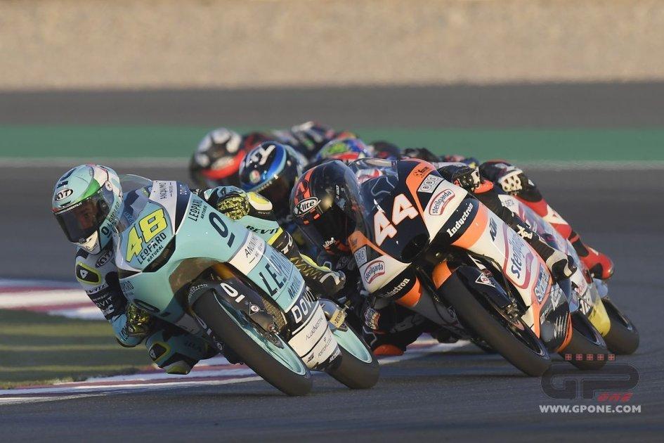 Moto3: GP of Qatar Moto3