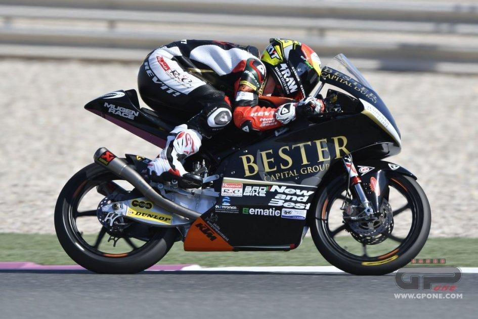 Moto3: FP1:  A Termas Masia svetta, ma Fenati gli soffia sul collo