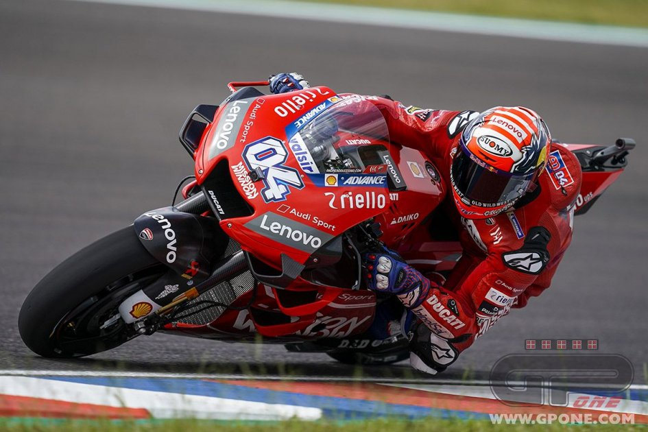 MotoGP: Ducati attacks with Dovizioso and Miller, Marquez hides