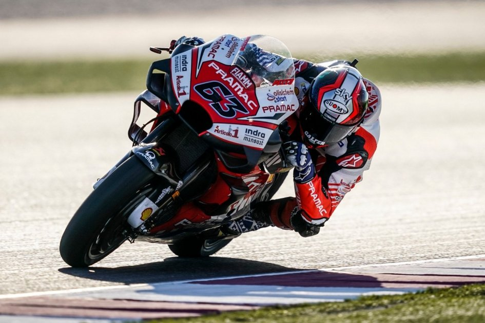 """MotoGP: Bagnaia: """"Marquez è stato un marziano, io dovrò essere più furbo"""""""
