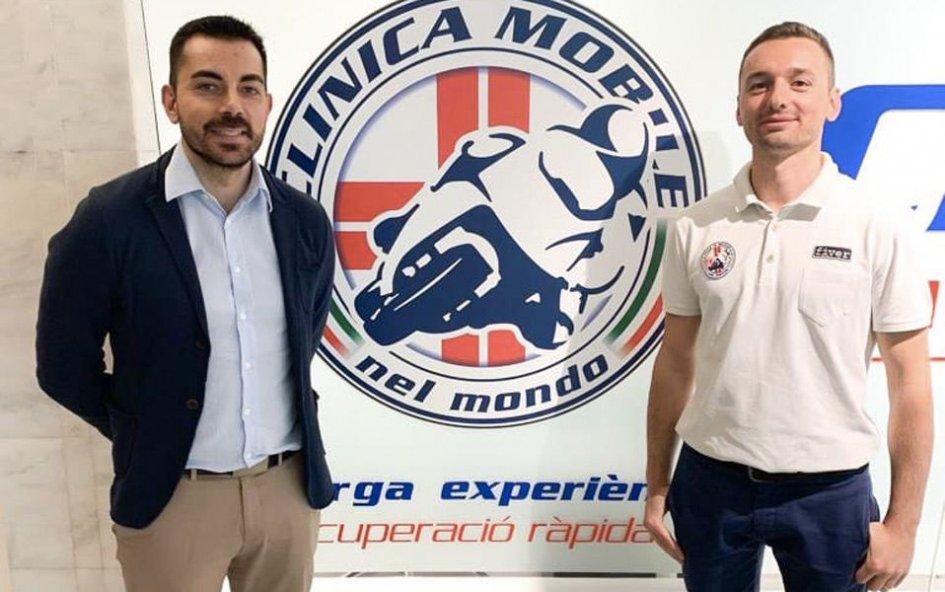 MotoGP: La Cilinica Mobile apre una sede ad Andorra
