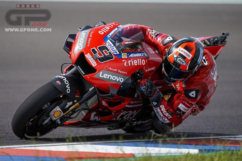 """MotoGP: Petrucci: """"Il vero potenziale della Ducati è quello di Dovizioso e Miller"""""""