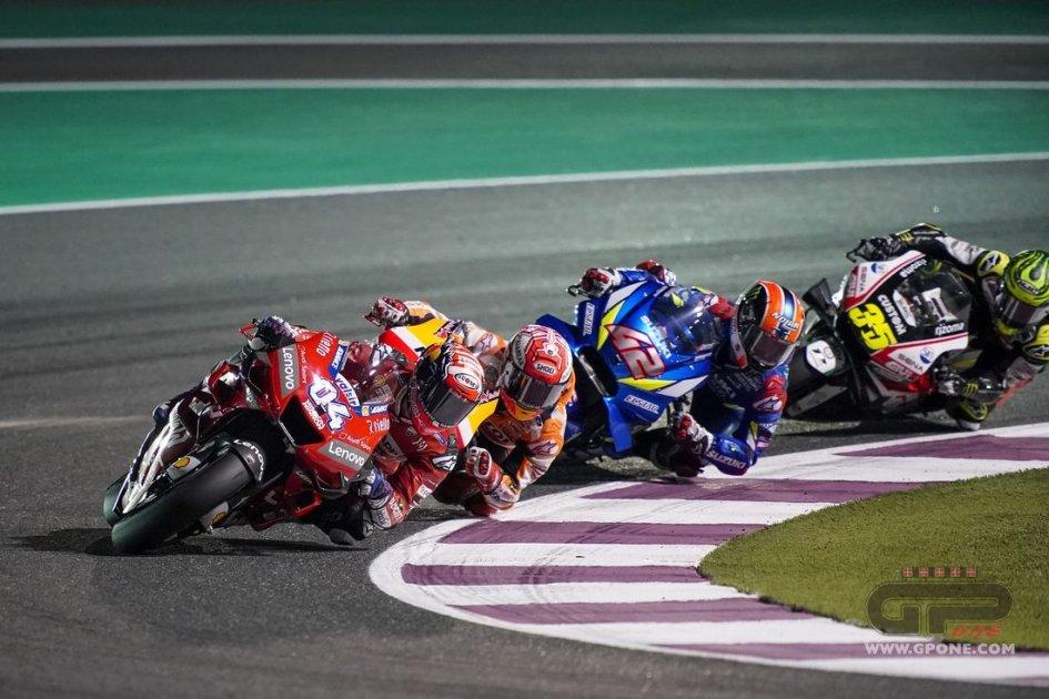MotoGP: Con Michelin arriva primo chi spinge per ultimo