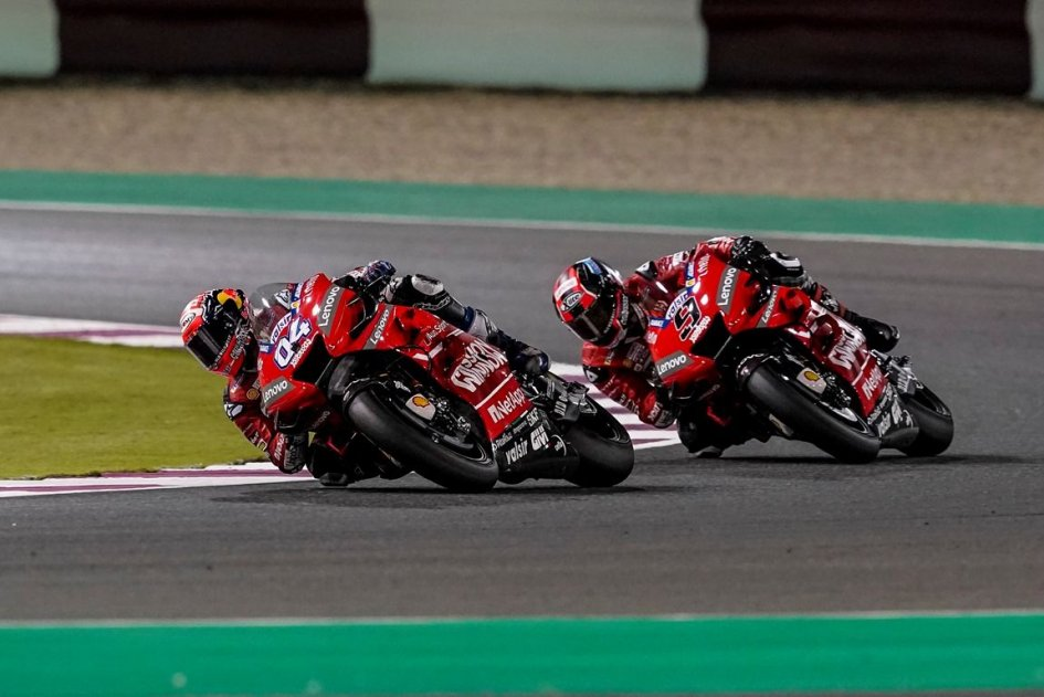 """MotoGP: Dovizioso: """"I'll play my cards with confidence at Losail"""""""
