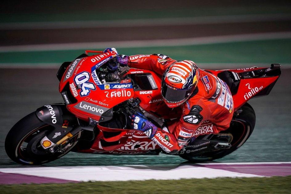 MotoGP: Dovizioso vede rosso: batte ancora Marquez in volata