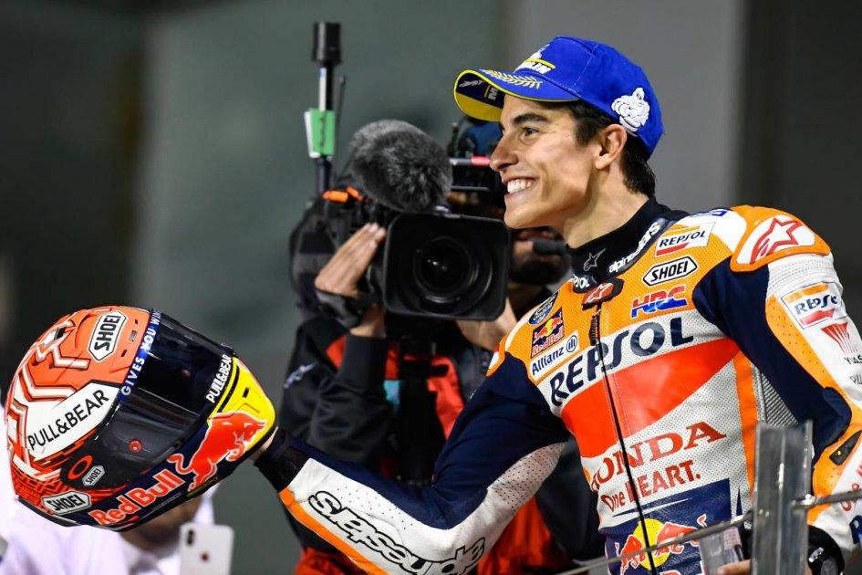 """MotoGP: Marquez: """"Dovi era più forte, ma ero obbligato a provarci"""""""