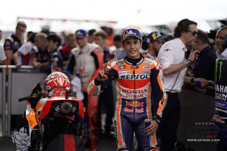 "MotoGP: Marquez: ""I would like a calm race"""