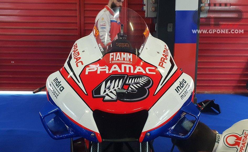 MotoGP: Jack Miller onora le vittime della strage in Nuova Zelanda