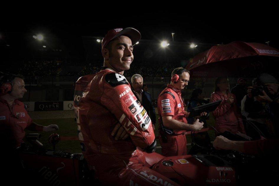 "MotoGP: Petrucci: ""Cosa mi è mancato? La partenza ed i sorpassi"""