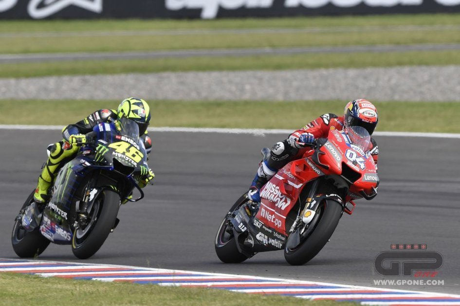 MotoGP: Race: Grand Prix of Argentina, Rio Hondo