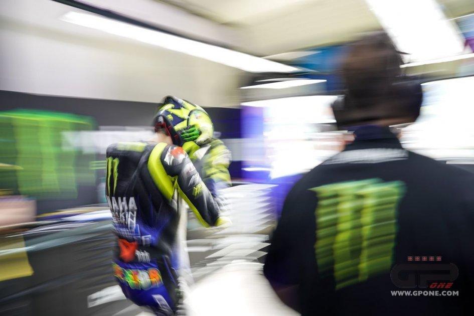 MotoGP: Rossi, una sconfitta che vale una vittoria