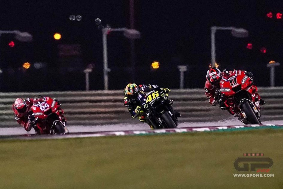 MotoGP: From Ducati to Yamaha: all the doubts after the Qatar tests