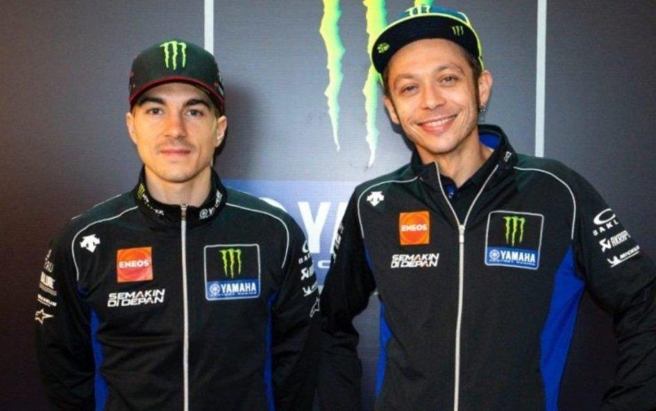 MotoGP: Rossi e Vinales, su Sky il primo confronto del nuovo anno