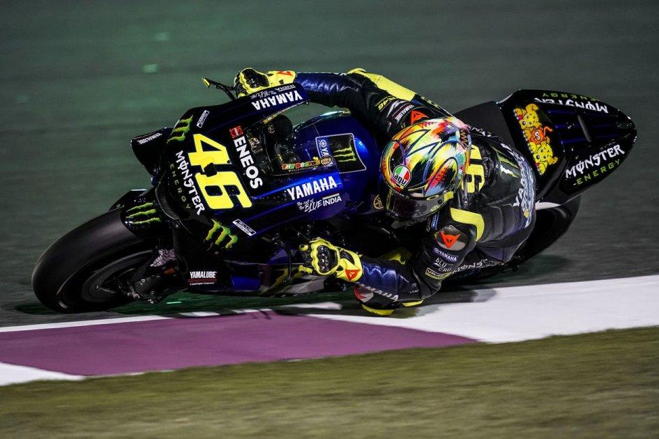 """MotoGP: Rossi: """"Losail? Io e la Yamaha ci faremo trovare pronti"""""""