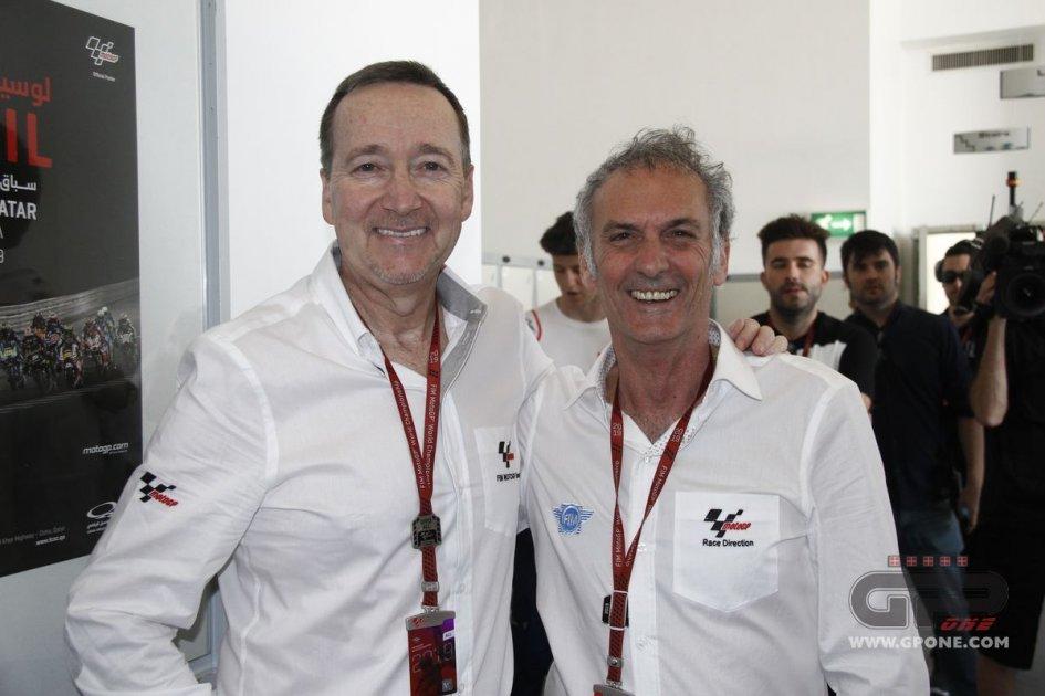 MotoGP: Professor Freddie Spencer takes up his post