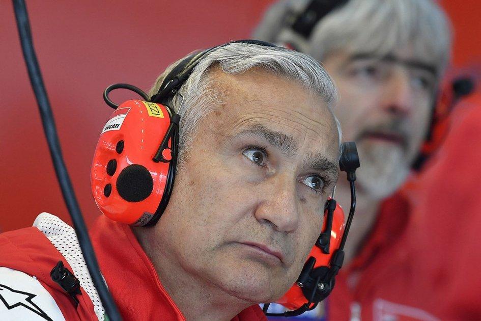 """MotoGP: Tardozzi: """"Ducati è orgogliosa di essere l'avversario della Honda"""""""