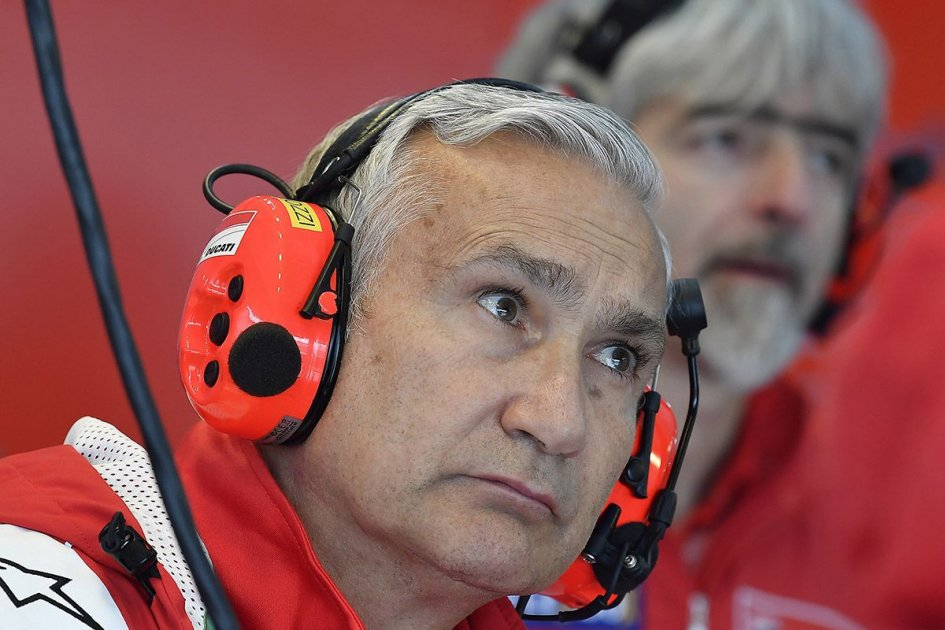 "MotoGP: Tardozzi: ""Ducati is proud to be Honda's adversary"""