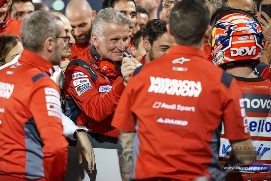 """MotoGP: Ciabatti: """"Il reclamo? L'inventiva non deve essere penalizzata"""""""