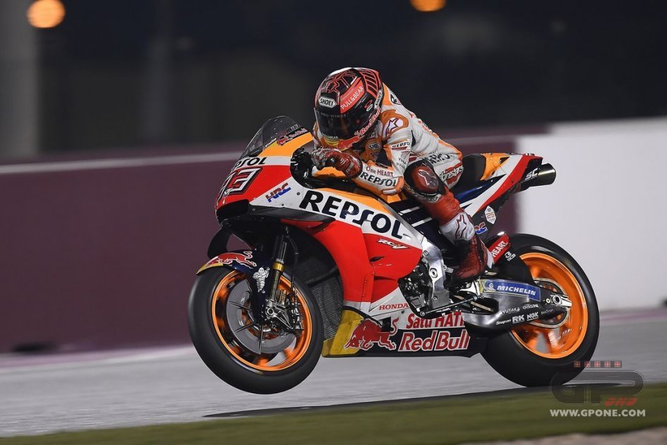 MotoGP: FP2: Marquez and Honda rule the roost, Rossi 17th