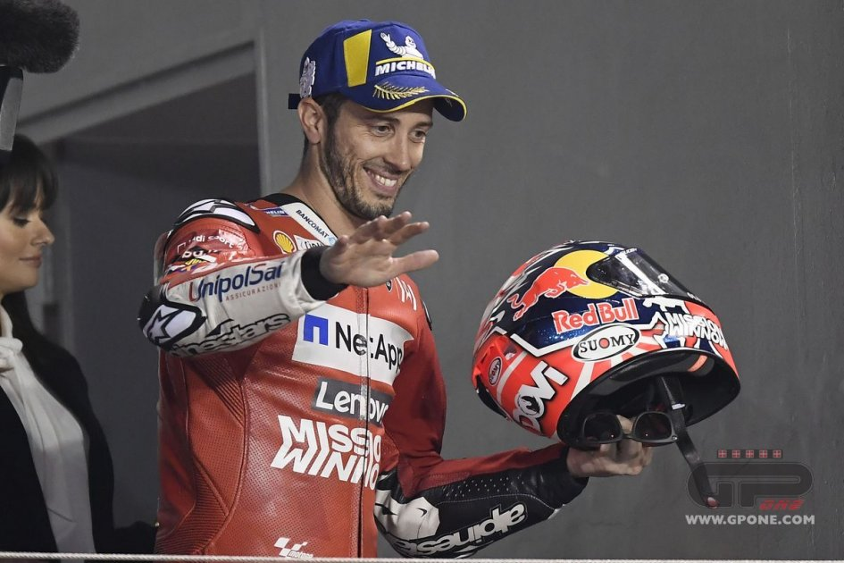 MotoGP: LATEST. Dovizioso's win is sub judice