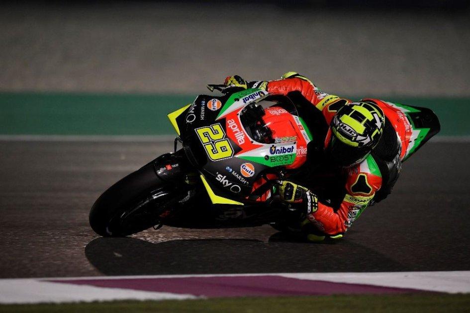 """MotoGP:  Iannone: """"Il cucchiaio? Serviva fare chiarezza"""""""
