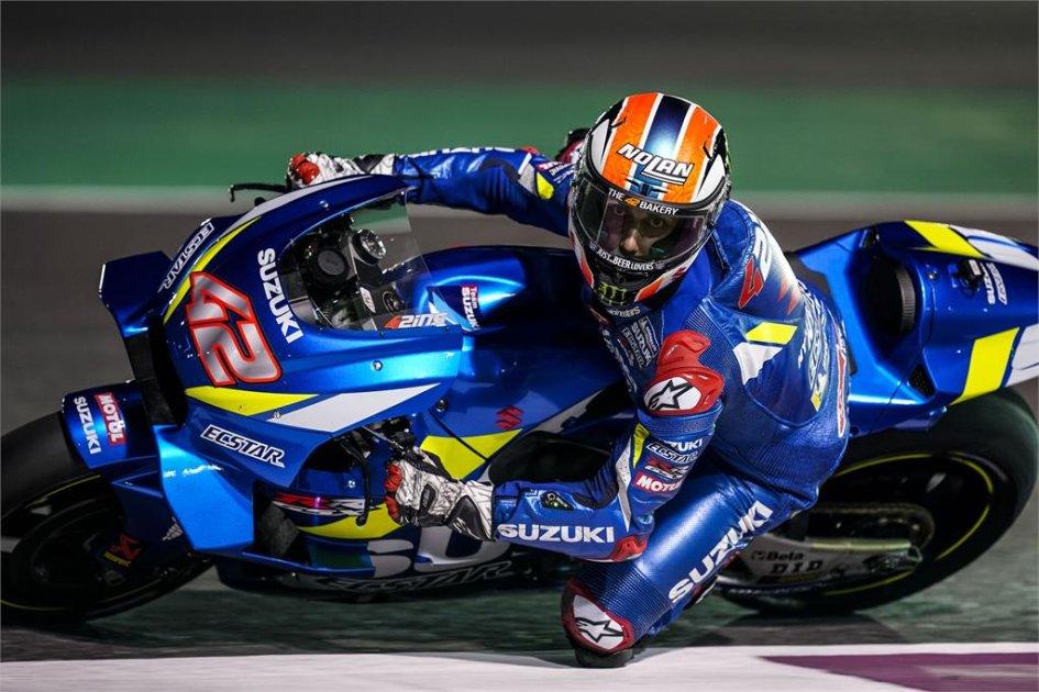 """MotoGP: Rins: """"Termas pista che si adatta alla Suzuki, ci divertiremo"""""""
