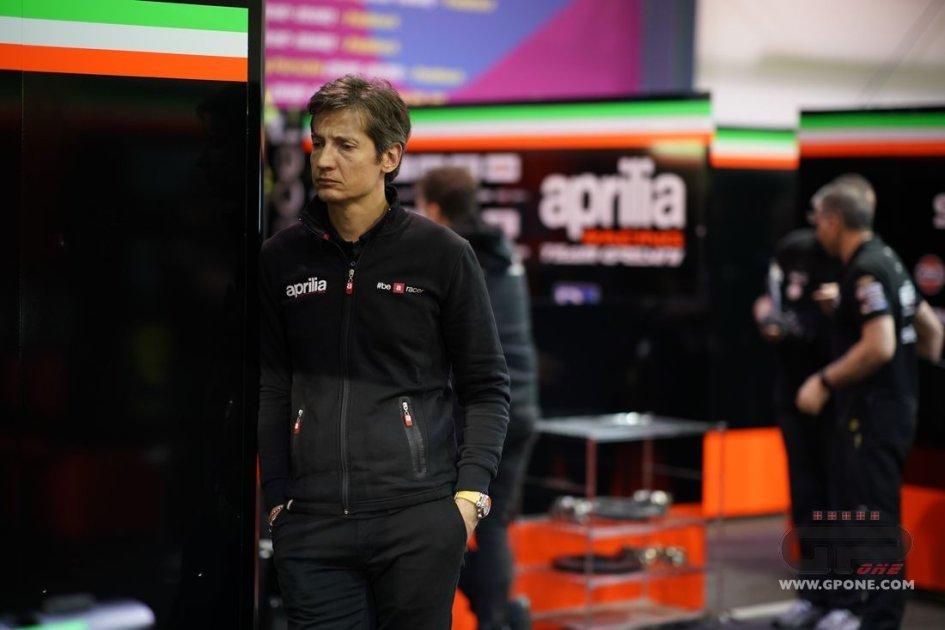 """MotoGP: Rivola: """"Bisogna mettere dei paletti all'aerodinamica"""""""