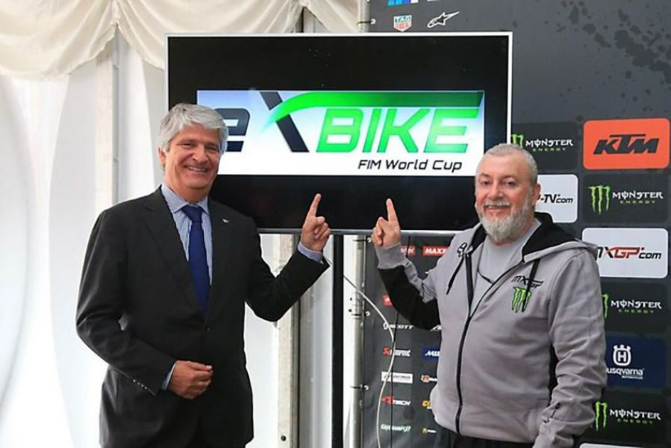 News Prodotto: FIM e Youthstream lanciano la Coppa del Mondo E-XBike