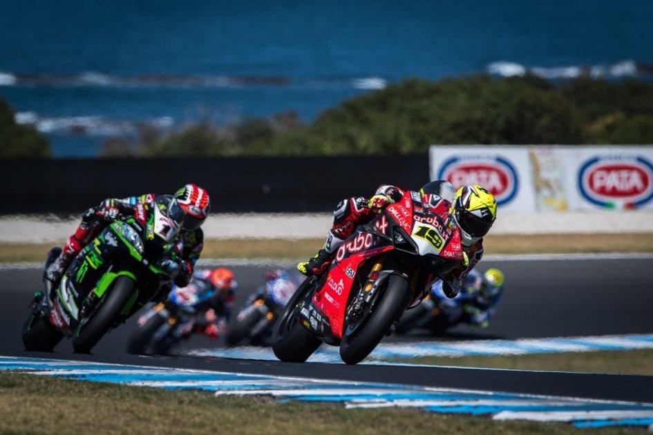 SBK: Buriram: Rea and Kawasaki tasked with chasing the Bautista nightmare away