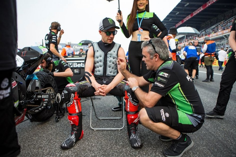 """SBK: Rea: """"Ducati has too much of an advantage, it's tough like this"""""""