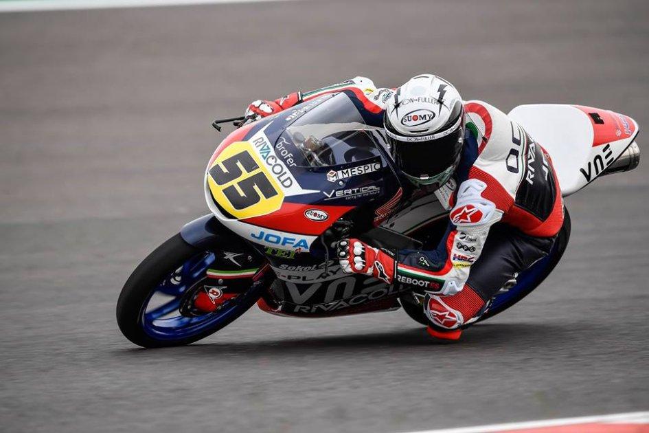 Moto3: Fenati si conferma uomo da battere ad Austin in FP2