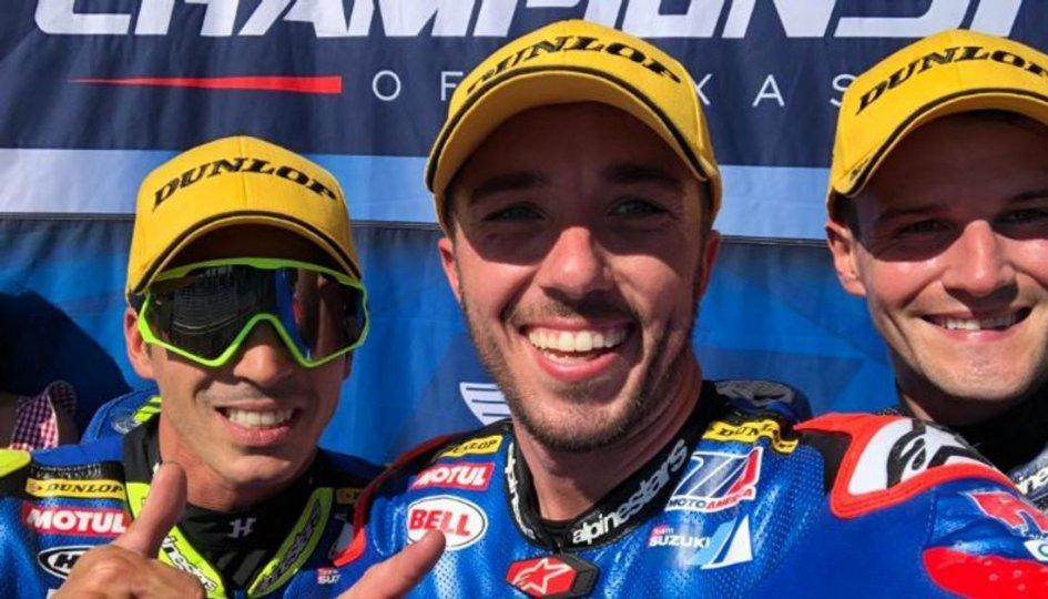 MotoAmerica: Elias, Herrin e Beaubier, una poltrona per tre nel titolo USA