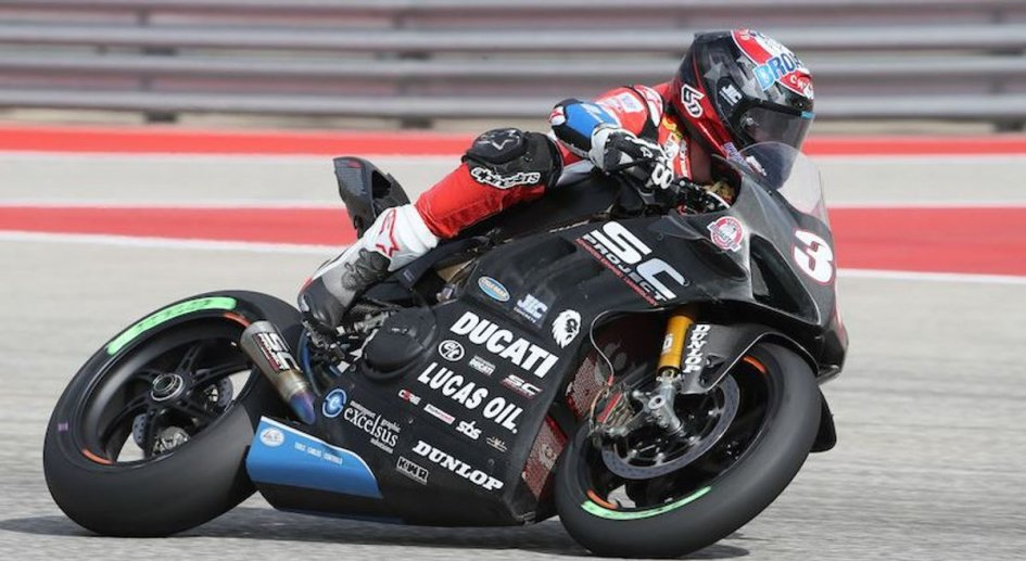 MotoAmerica: Wyman's Panigale V4 R very different from Bautista's factory bike