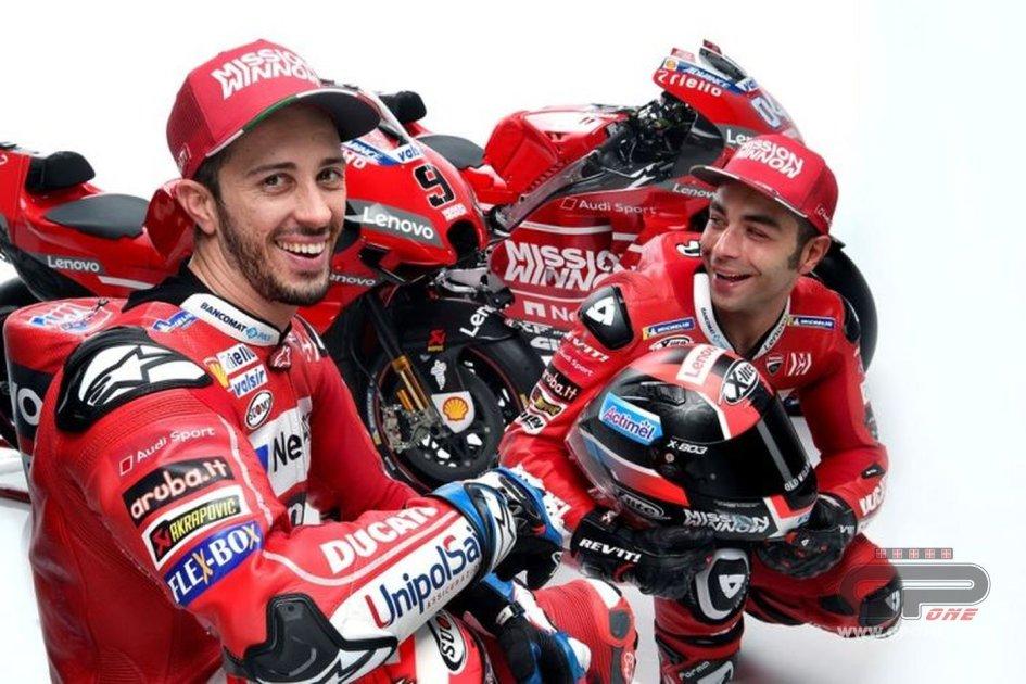 MotoGP: Aruba si allarga: ora è al fianco di Ducati anche in MotoGP