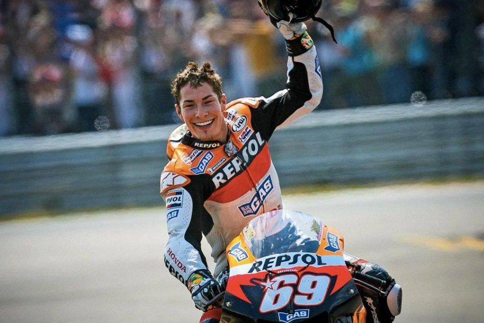 MotoGP: Hayden's #69 will be withdrawn at Austin