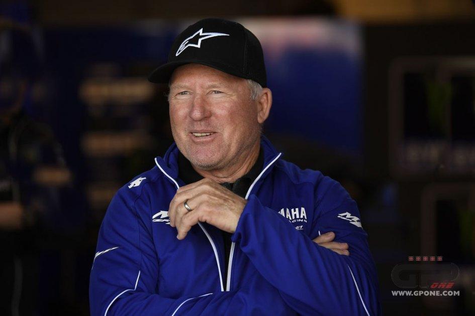 """MotoGP: Roberts: """"Rossi mi sorprende. Rainey come lui, ma con moto più violente"""""""