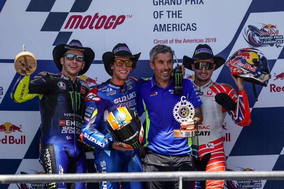 MotoGP: È trionfo MotoGP in TV nella domenica dei motori
