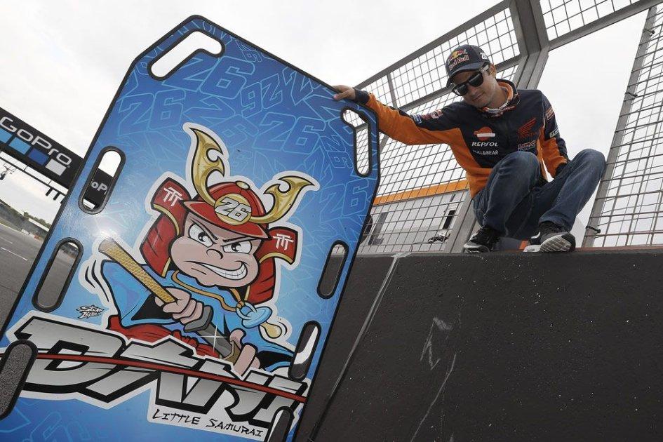 MotoGP: Il circuito di Jerez dedica un monumento a Dani Pedrosa