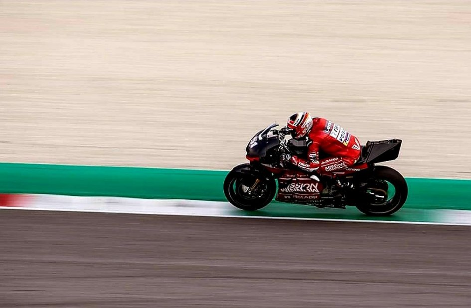 """MotoGP: Pirro reveals: """"Bautista? I had offered to ride the V4 in the SBK World Championship"""""""