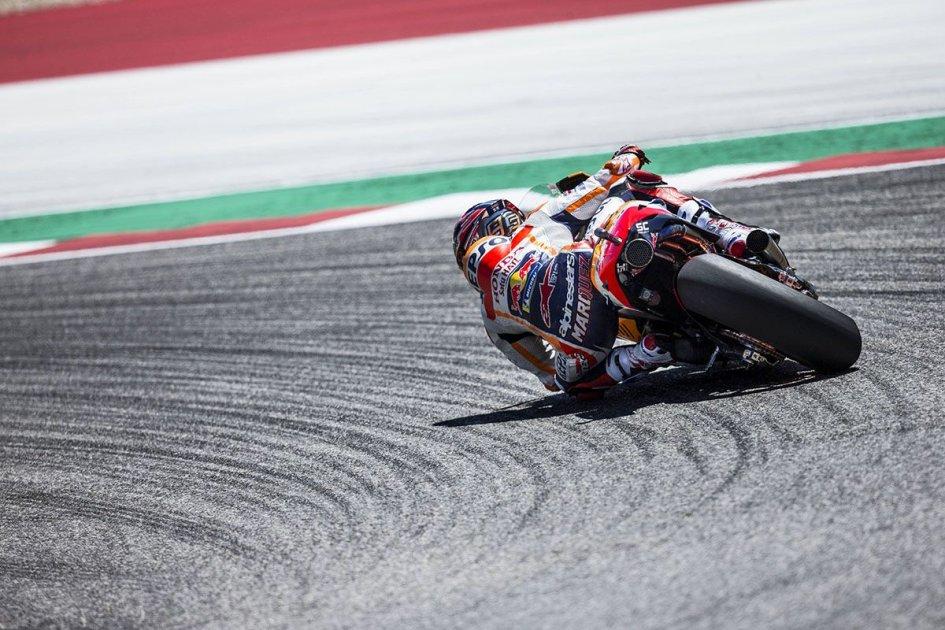 MotoGP: Austin croce e delizia: bellissima ma distrutta dalle buche