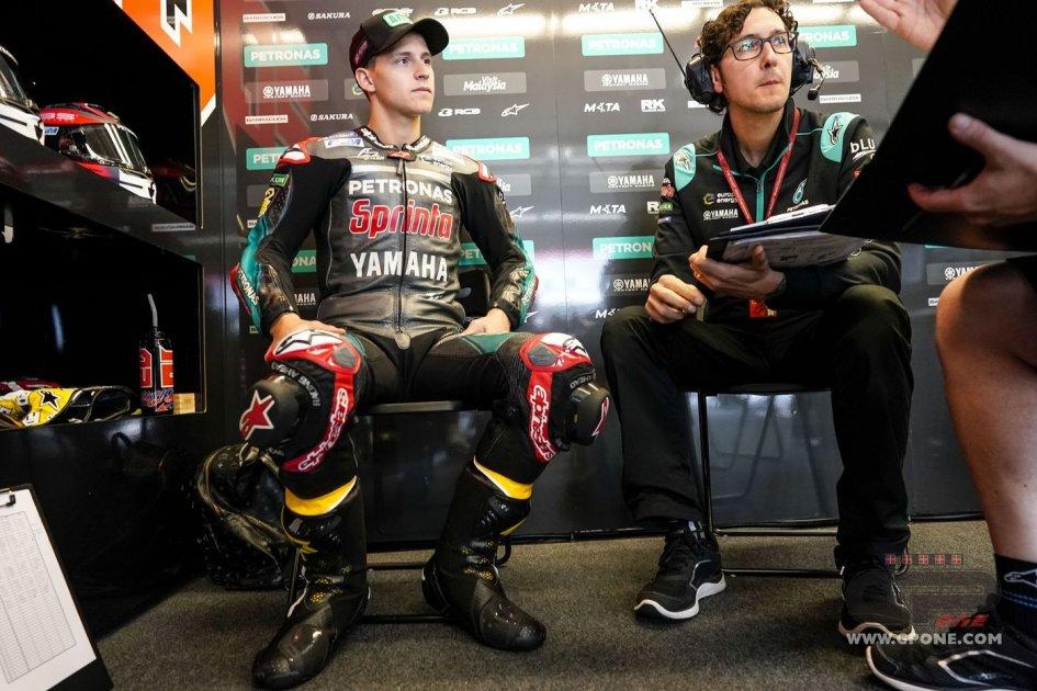 MotoGP: Quartararo vs Bagnaia, the debutant's ball