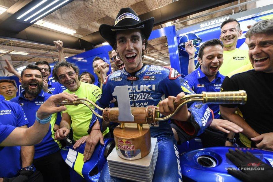 """MotoGP: Rins: """"La vittoria ad Austin? Magica perché inaspettata"""""""