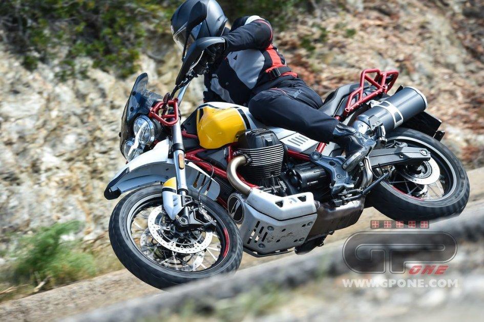 News Prodotto: Moto Guzzi Eagle Days: pronti a spiccare il volo con la V85 TT?